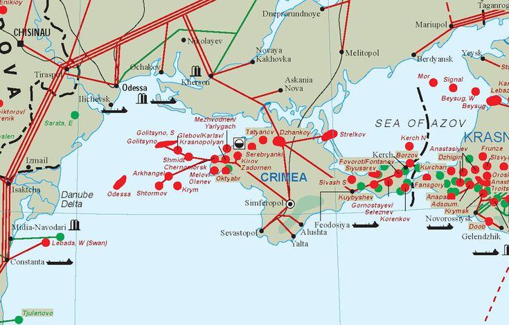 Турецкие СМИ: «Открытое месторождение нефти ставит Крым на уровень Саудовской Аравии»//ОПТИМИСТ