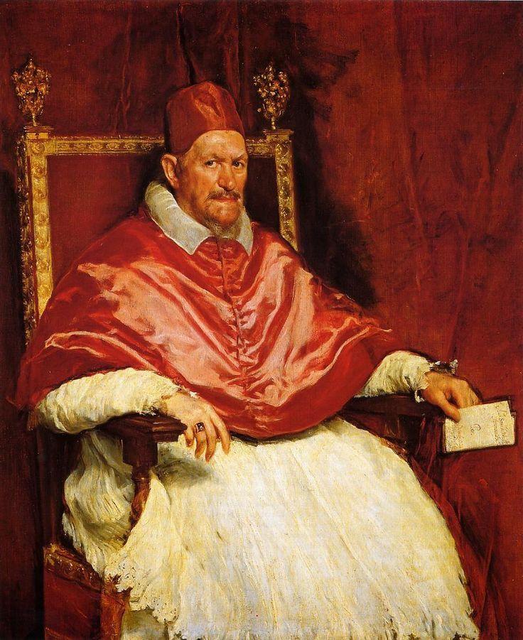 diego velazquez pope innocent