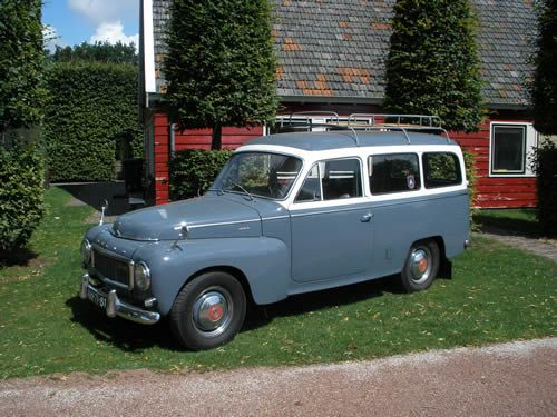 219 best images about Volvo Duett on Pinterest | Cars, National railways and Ambulance