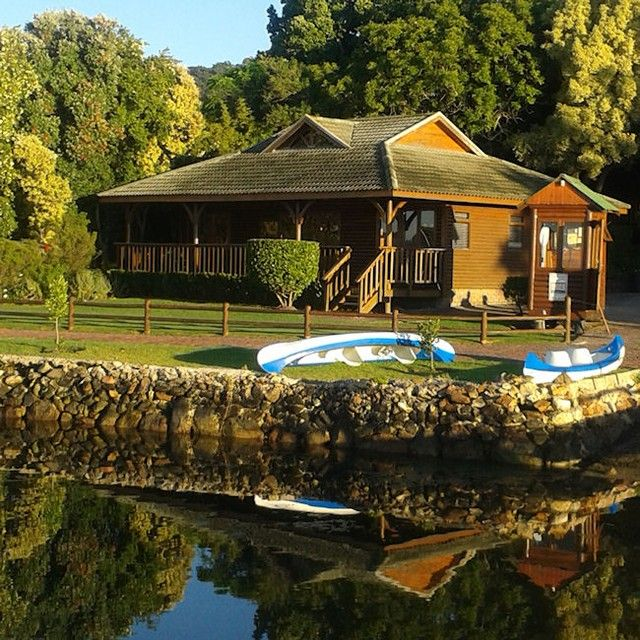 loved this place, Knysna River Club