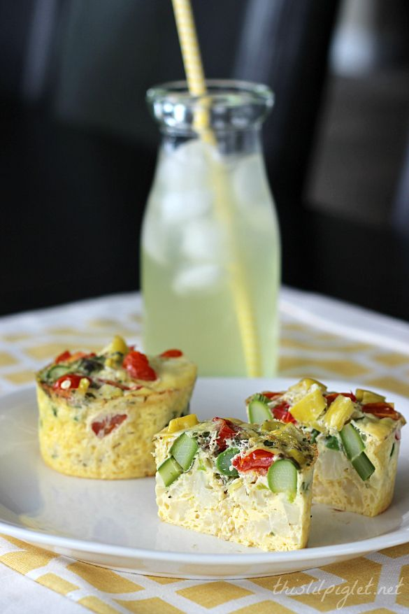 Use real, fresh eggs not packaged 'liquid eggs'. I often make omelettes or muffins from vegetables left over from dinner the night before. The egg is the binder. So many different flavour possibilities here and so quick and easy.. Margaretx