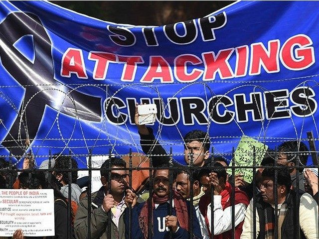 War on Christians in India.   In the latest instance of lethal violence against Christians in India, gunmen on motorcycles shot a Christian pastor to death on Saturday.