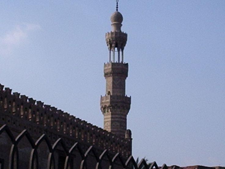 Islamic Cairo - minaret