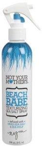 """ricci """"da mare"""" anche in città con lo spray al sale marino su capelliricci.it"""