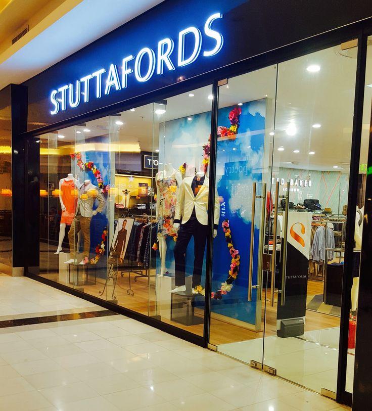Revamp of Stuttafrods, Pavilion Shopping Centre with Stackaway 150GL, frameless glass sliding doors, August 2016