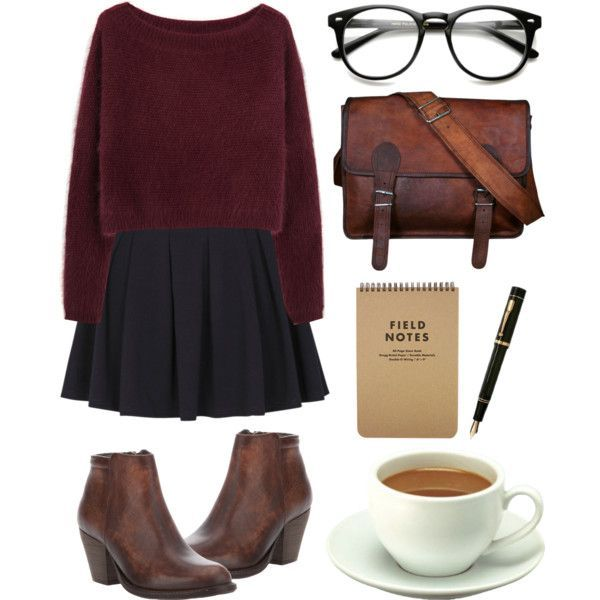 nerdy-chic with round glasses and absolutely accurate skirt and sweet … – vintage floral dress – # Absolutely #Glasses #Dress #Floral #mit