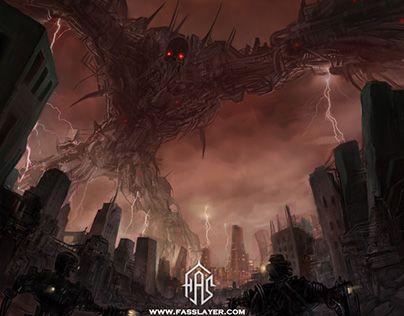 "Check out new work on my @Behance portfolio: ""Big Machine"" http://be.net/gallery/47981207/Big-Machine"