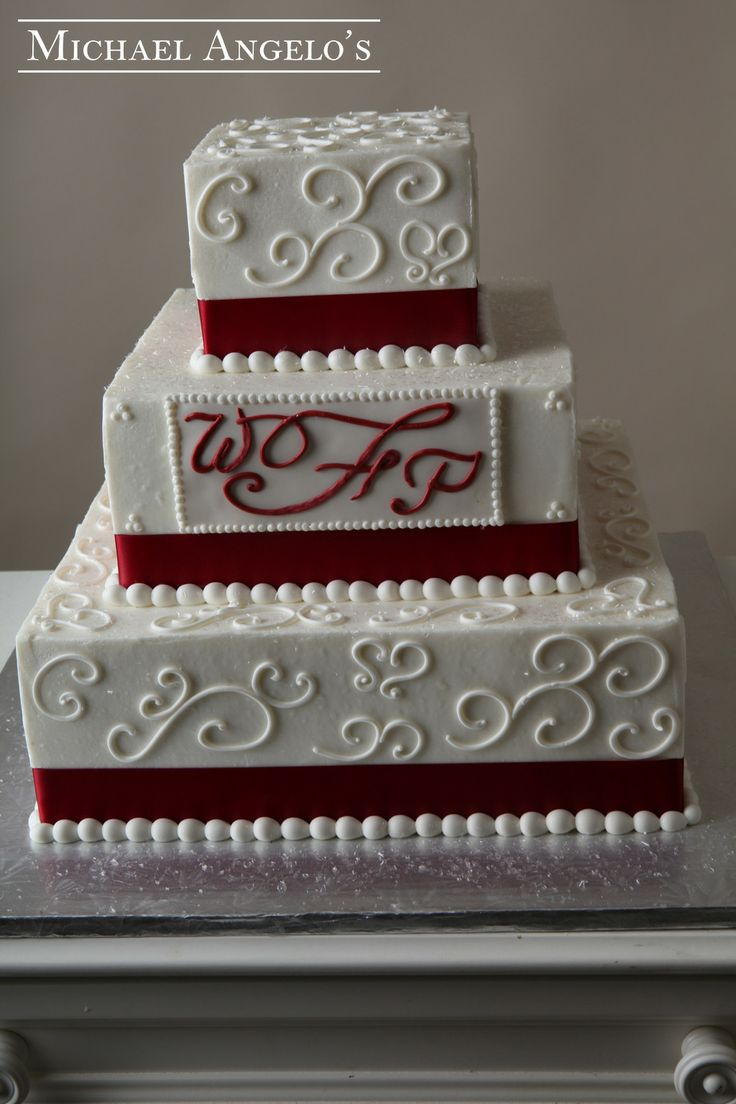 58 best Events: Weddings: Cakes: Design ~ Shape: Block, Cushion ...