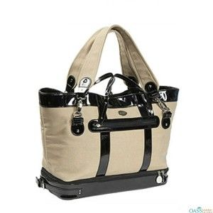 Leading diaper mummy bag manufacturer Oasis Leather offers object of fine quality.