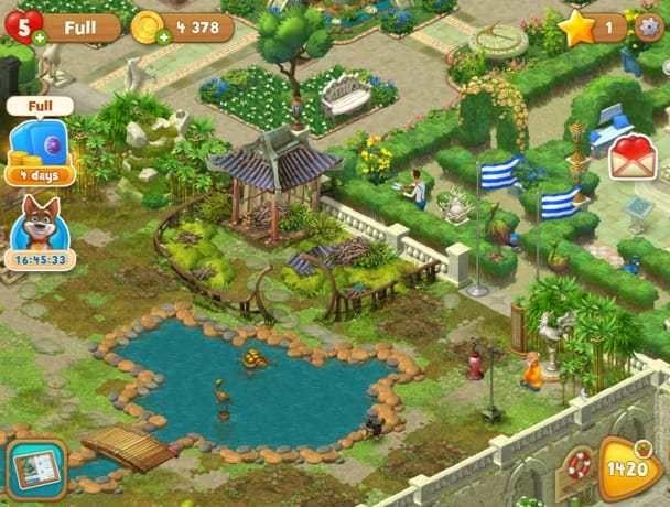 Gardenscapes MГјnzen Kostenlos