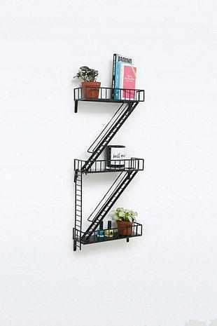 Fire Escape Shelf | Urban Outfitters