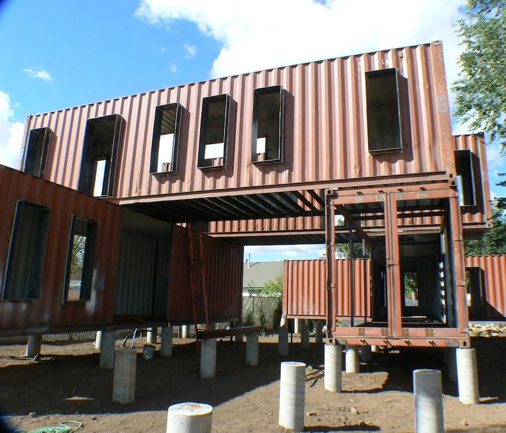 17 Best Images About Container House Construction On
