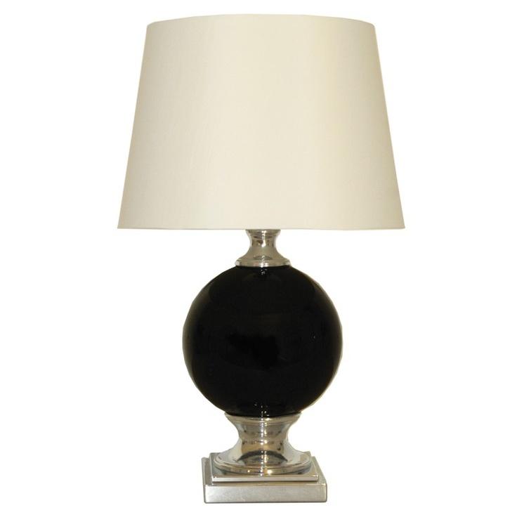 Noe Valley Table Lamp MIDNIGHT/CREAM Apartmentgasm - Decor Home Ideas