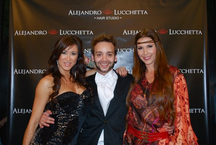 Valeria Archimo - Celina Rucci - Alejandro Lucchetta