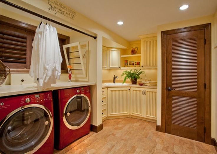 Get the layout dimensions that will help you wash and fold — and maybe do much more — comfortably and efficiently