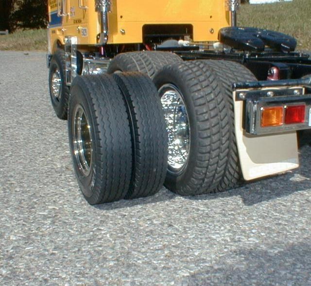 Fat tires | Show and Shine Semi Trucks | Pinterest ...