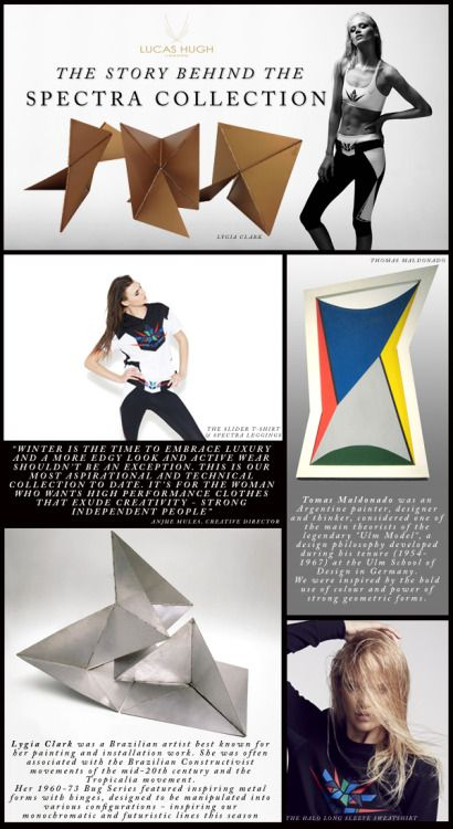 FROM THE STUDIO | Our inspiration behind the Spectra Collection