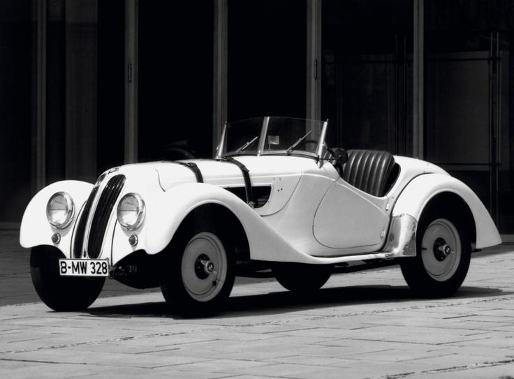 BMW 328 Roadster (1937-40)