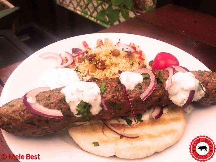 Het recept van mijn lamskebab met muntsaus inclusief ingrediënten en video. Succes met de bereiding en eet smakelijk!