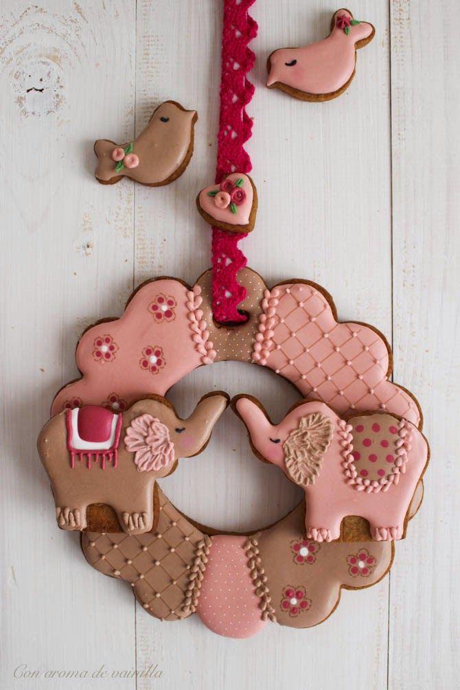 Galletas decoradas / Cookies San Valentín