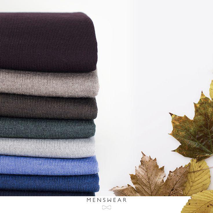 På tide å fylle på garderoben med noen varme, tynne gensere i 100% merinoull? Passer perfekt under dressjakken! 👌 Kr. 795,- #menswear_no #menswear #mensfashion #oslo #tjuvholmen #bogstadveien #hegdehaugsveien #lysaker #merino #ull #genser #viero #skjorte   photo: @katyadonic