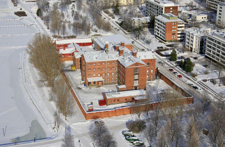 Vankila Rantakadulla, Vaasa, Finland