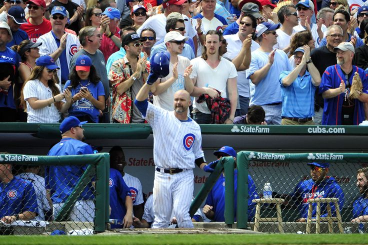 Cubs 6, Phillies 2: Grandpa Rossy hit his 100th career home run! | May 27, 2016