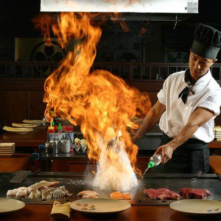 Sakura Japanese Steakhouse - Japanese - Enjoy a unique as well as fun dining experience of fresh Japanese fare with nice cocktails at Sakura Japanese Steakhouse