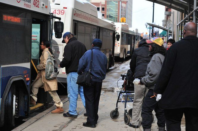 After hearing arguments both for and against a proposed tax increase for improved local transit services, the Ann Arbor/Ypsilanti Regional Chamber of Commerce has announced its support for the 0.7-mill proposal.  The Ann Arbor Area Transportation Authority's proposal will appear on the May 6 ballot in Ann Arbor, Ypsilanti and Ypsilanti Township. #morebuses