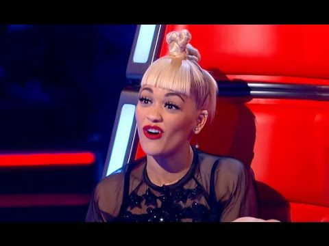 Stevie McCrorie - All I Want - Blind Audition - The Voice UK 2015 - YouTube