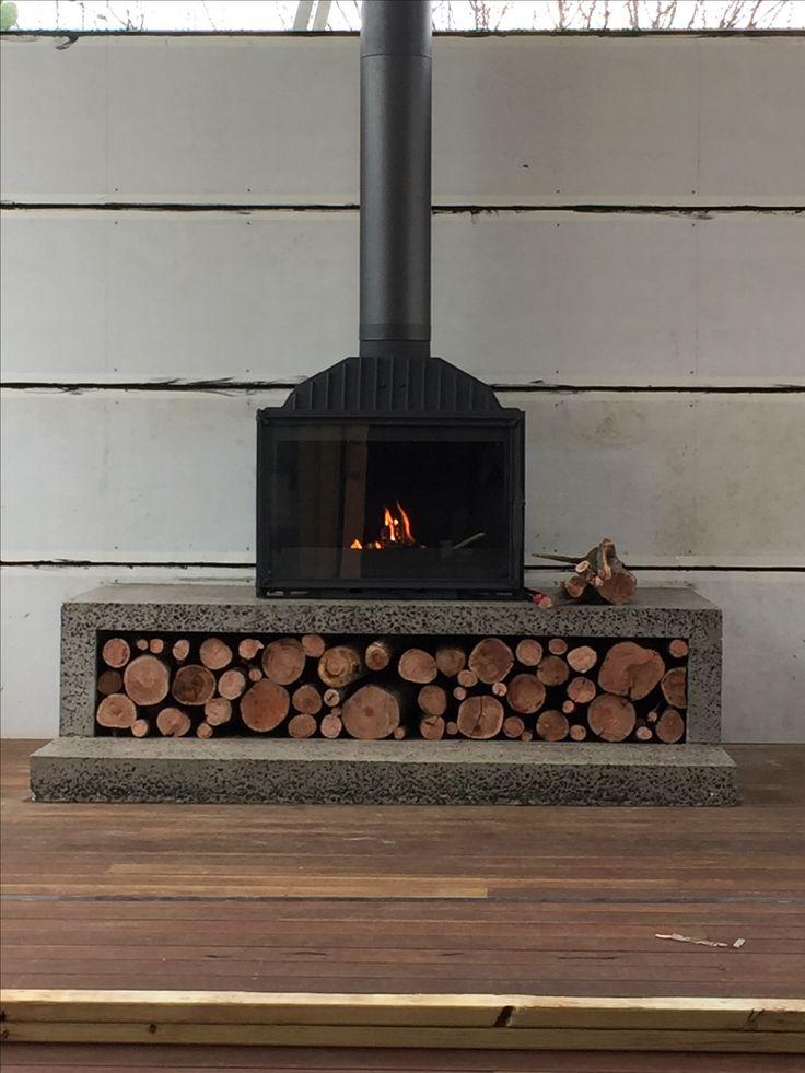 Best 25 beach fireplace ideas on pinterest beach style for Blocked fireplace ideas