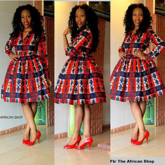 New Ankara Styles Siks Nd Tops: Breathtakingly Swanky! Trendy And Unique Ankara Styles