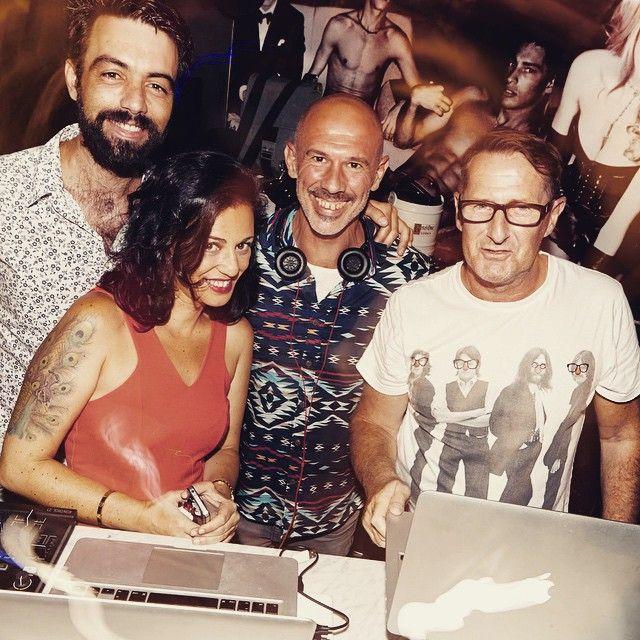 david Hopkins - Lovefaders - Fly fluss - Romina Bam Bam @ Fruedenhaus Marbella