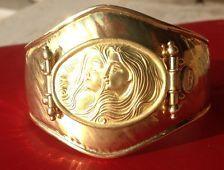 Bracciale In Oro 750/1000 18Kt Style Etrusco