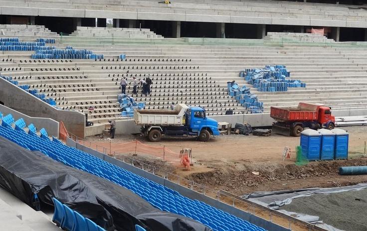 Arena do Grêmio - FOTO: Lucas Rizzatti