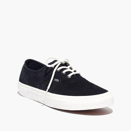 Vans® CA Authentic Decon Sneakers in Suede