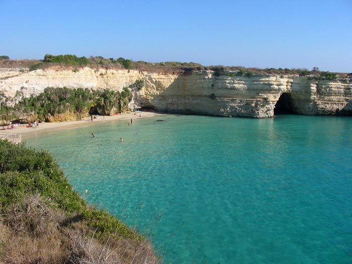Baia dei Turchi - Otranto  Spiaggia a pochi chilometri da Otranto. #Salento #Otranto #CostaAdriatica