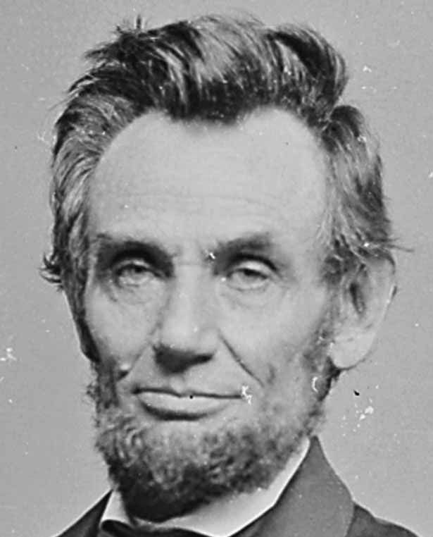 LINCOLN: Extreme Close Ups of Civil War Presidents and Generals