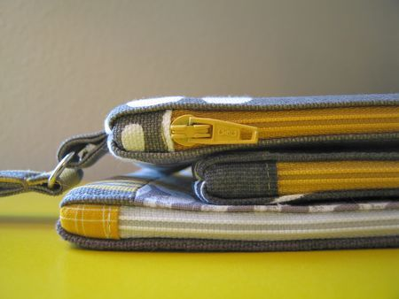 Buy perfect zip bags PDF sewing pattern