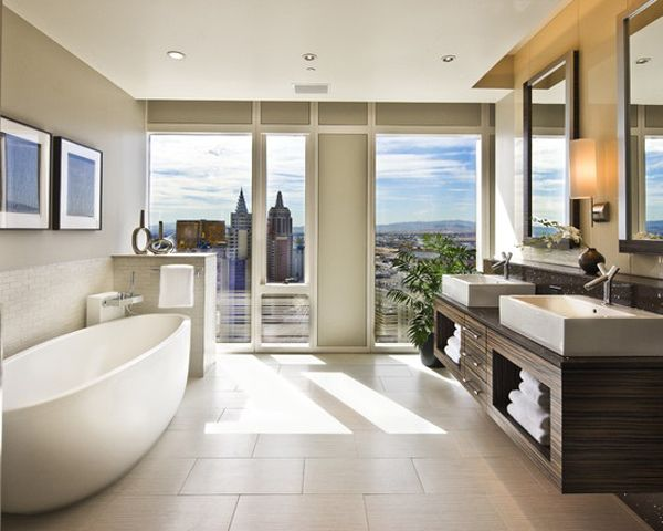 knudson interiors contemporary bathroom las vegas by knudson interiors