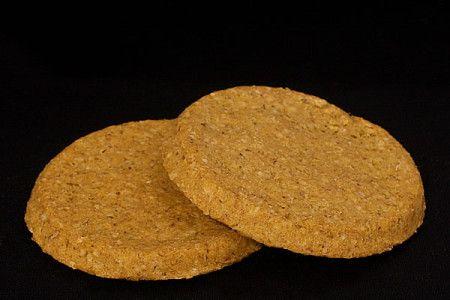 Oatcake, las galletas de avena irlandesas