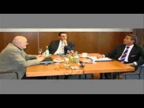 ReUp: Michel Friedman interviewt Horst Mahler und Sylvia Stolz in München