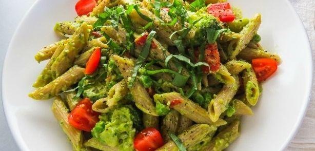 Avocado Pasta recept   Smulweb.nl