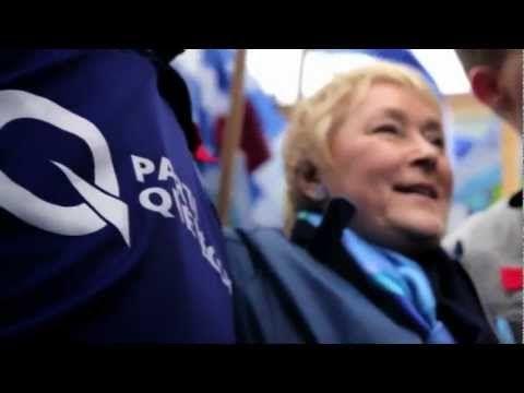 S'unir pour s'affirmer, s'enrichir et s'entraider - #Qc2012 #polQc #assnat #PQ