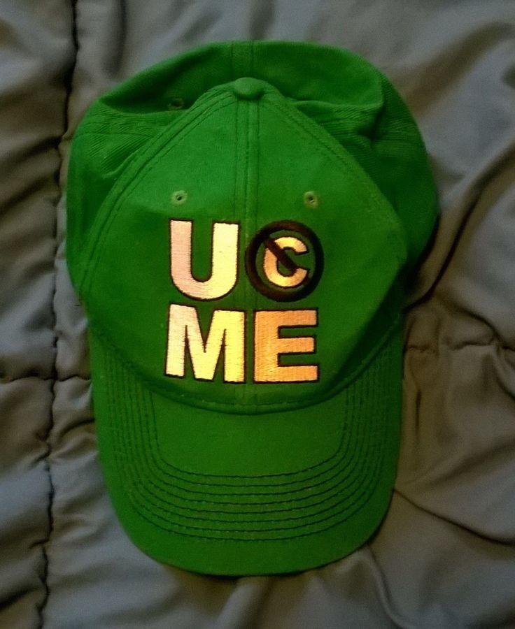john cena baseball hat never give up cap throwback salute tion green