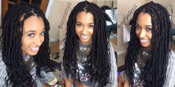 Goddess Locs Style Package | Hair | Pinterest | Goddess