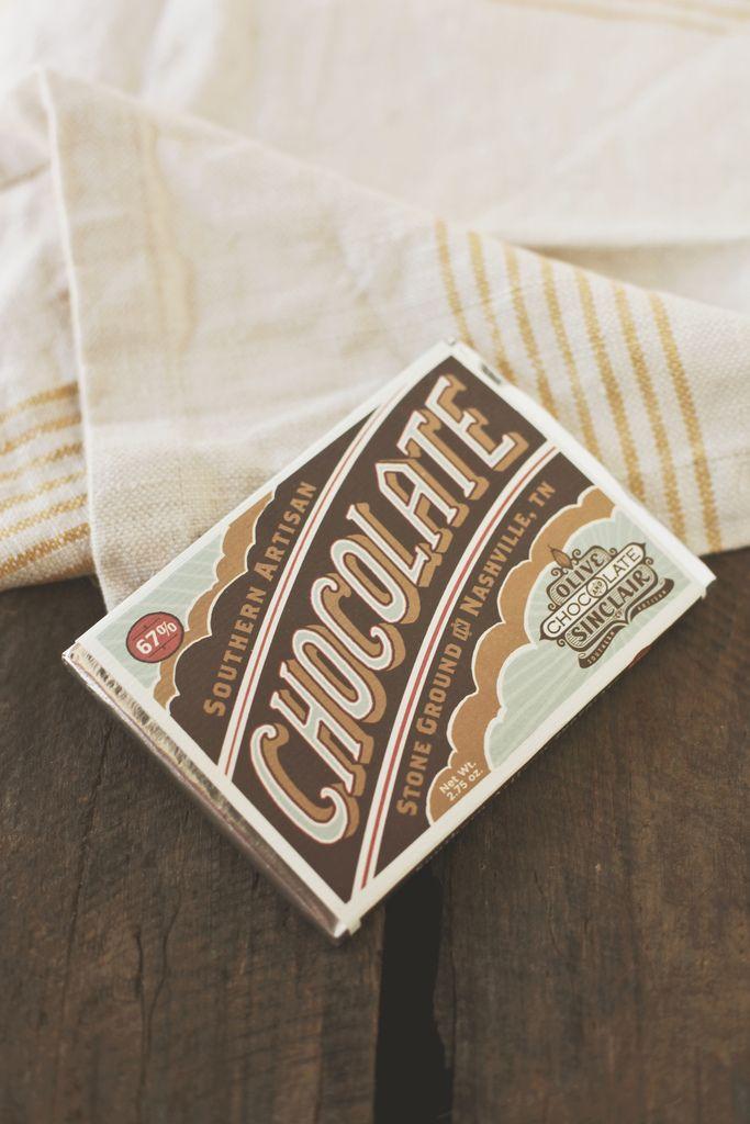 #retro #package #chocolate