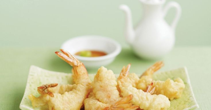 Use this light-as-air batter to make the perfect tempura prawns.