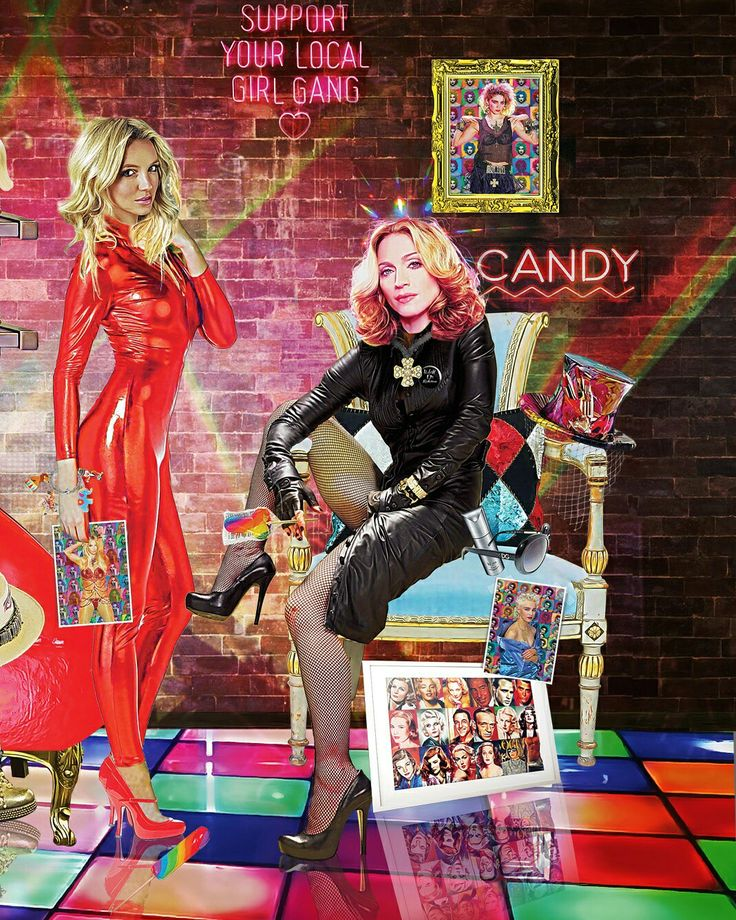 """Girl Code"" #popart #digitalart #art #ladygsga #britneyspears #madonna"