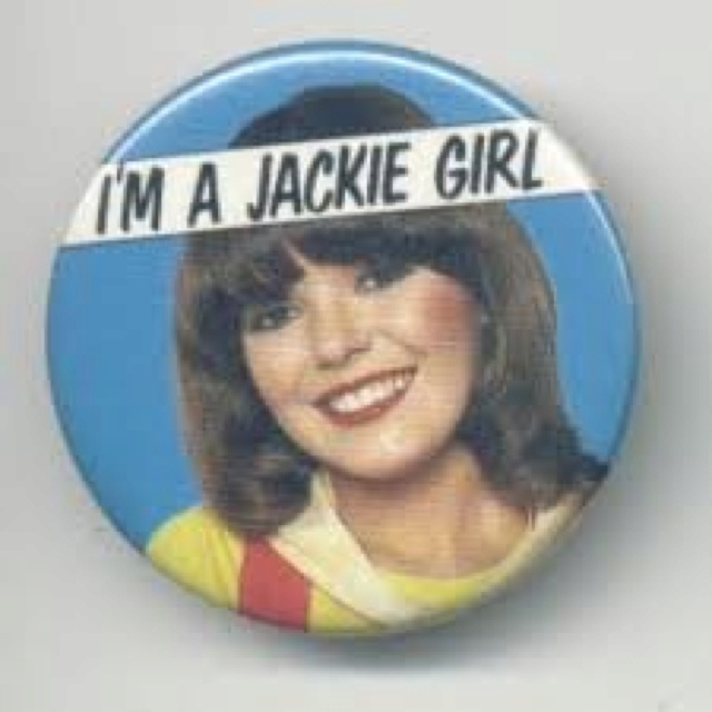 I was one of 'Jackie's' greatest fans!